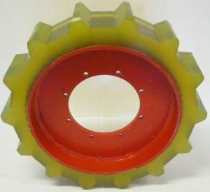 Bandvagnshjul