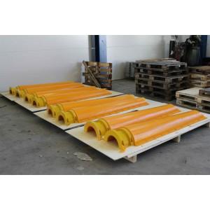Splitted Bend Stiffeners