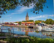 Mariestads vackra gästhamn